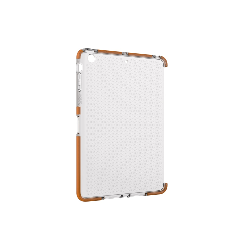 Zadní ochranný kryt Tech21 Classic Mesh pro Apple iPad mini/2/3, kompatibilní se Smartcase, čirý